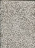 Sahara SketchTwenty3 Wallpaper Mia Taupe SH00625 By Tim Wilman For Blendworth